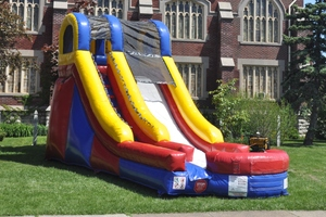 waterslide rental